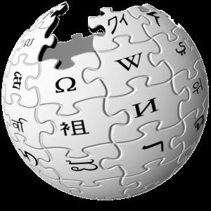 Logo von Wikipedia